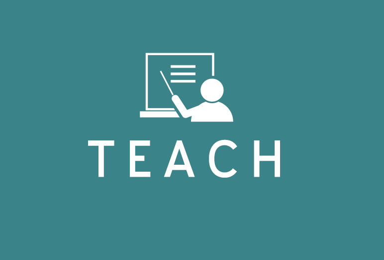 Teach to master the content